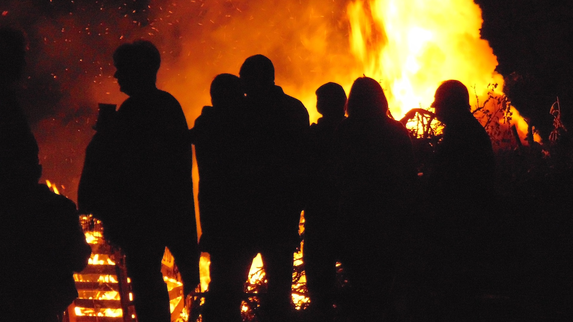 Remember, remember the fifth of November – czyli, co wiesz o Bonfire Night?